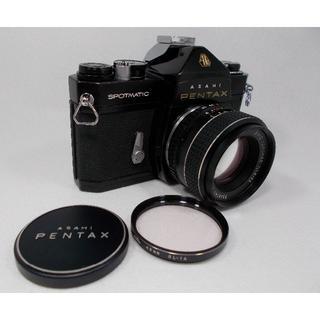 PENTAX - 完動品  即撮影可能 フィルムカメラ Pentax SP ブラック #2358