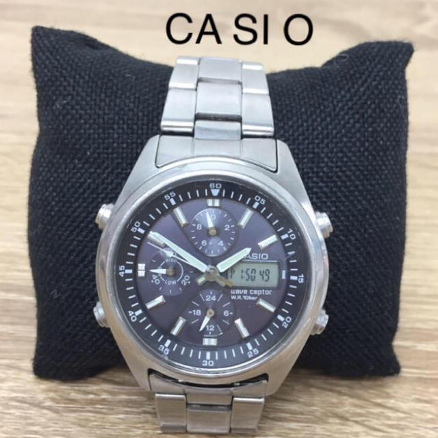 CASIO - 正規品 カシオ CASIO 腕時計の通販 by 富's shop|カシオならラクマ