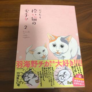 拾い猫のモチャ 2 帯付き 初版特典シール付
