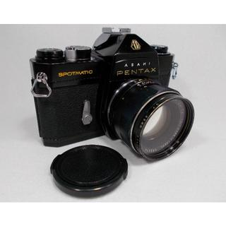 PENTAX - 完動品  即撮影可能 フィルムカメラ Pentax SP ブラック #2359