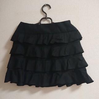 バービー(Barbie)のBarbie フリルスカート(ミニスカート)