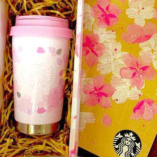 Starbucks Coffee - スタバ さくら タンブラー 2019