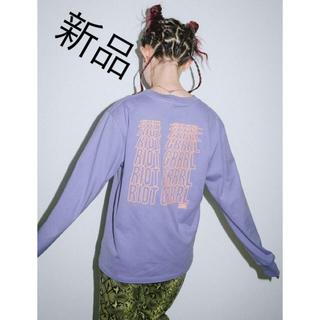 X-girl - 新品★タグ付き エックスガール ロングtシャツ