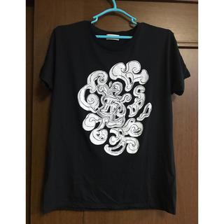 サンローラン(Saint Laurent)のサンローラン パリ SAINT LAURENT PARIS Tシャツ(Tシャツ(半袖/袖なし))