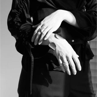 エストネーション(ESTNATION)のblanc iris sahara ブランイリス シルバーリング 14 (リング(指輪))