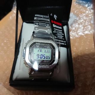 ジーショック(G-SHOCK)のG-SHOCK GMW-B5000D-1JF35周年記念モデル(腕時計(デジタル))