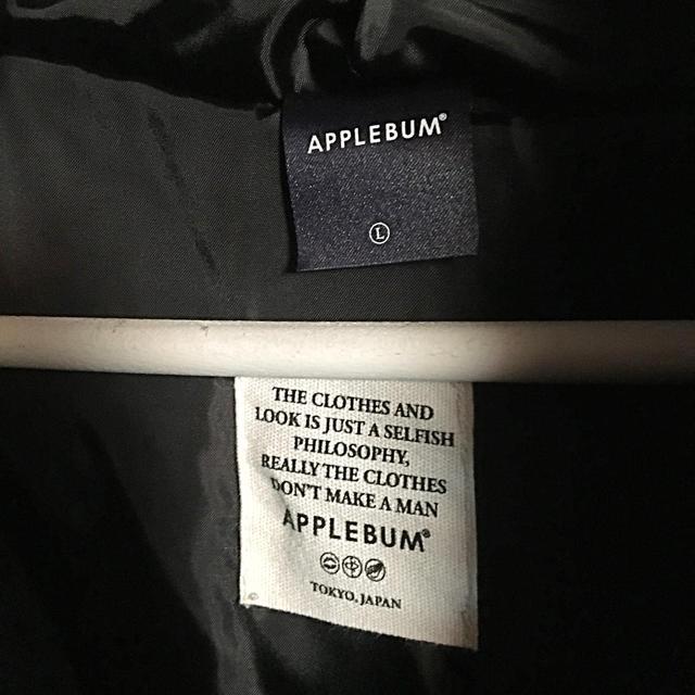 APPLEBUM(アップルバム)のアップルバム ダウン ジャケット APPLEBUM メンズのジャケット/アウター(ダウンジャケット)の商品写真