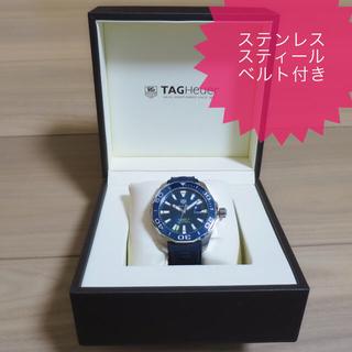 sale retailer a1238 1dbd3 TAG Heuer - 美品 定価30万 タグホイヤー アクアレーサー ...
