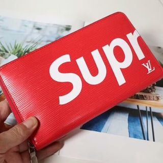 Supreme - 新品 シュプリーム 財布 supreme 長財布
