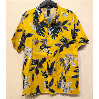 H&M - 【H&M】新作&新品 ☀️ アロハシャツ 花柄 Lサイズ