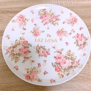 LIZ LISA - 31日まで 新品未使用 リズリサ 大皿フラワー