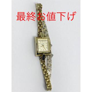 アガット(agete)のオーロラ様♡アガット 腕時計 訳あり(腕時計)