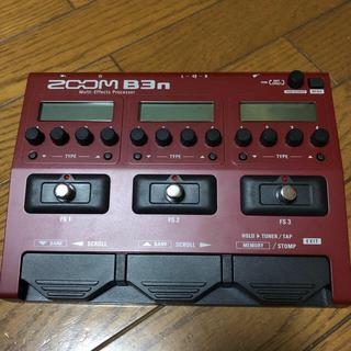 ZOOM B3n マルチエフェクター