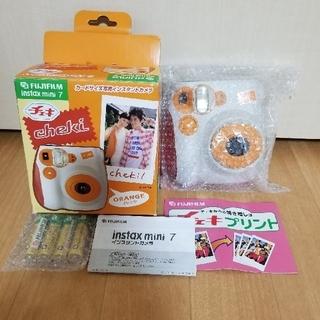 富士フイルム - チェキ本体 instaxmini7【新品未使用】