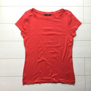 ラルフローレン(Ralph Lauren)のLAUREN カットソー 半袖(カットソー(半袖/袖なし))