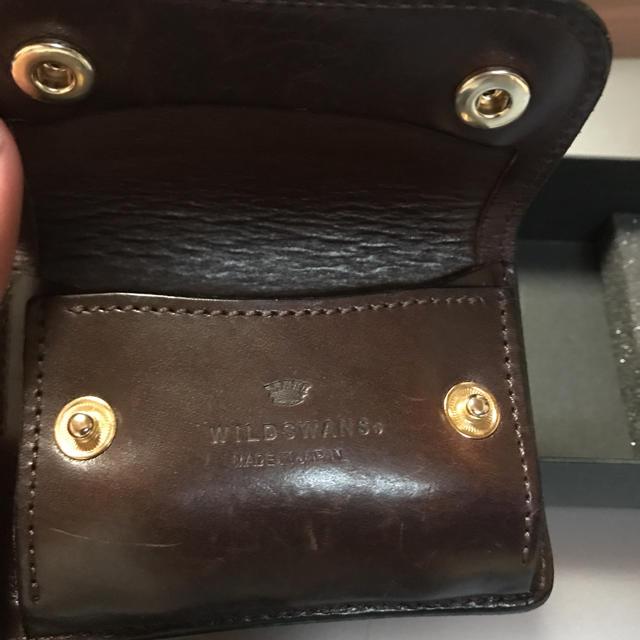 WHITEHOUSE COX(ホワイトハウスコックス)のワイルドスワンズ タング メンズのファッション小物(コインケース/小銭入れ)の商品写真