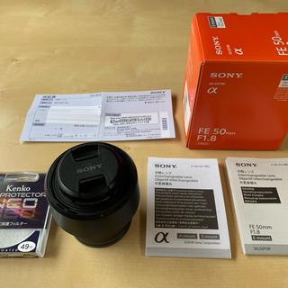 SONY - SONY ソニー FE 50mm F1.8 SEL50F18F Eマウント 美品