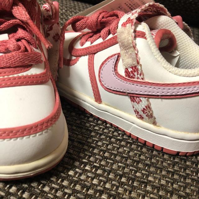 NIKE(ナイキ)のナイキ ベビー靴 キッズ/ベビー/マタニティのベビー靴/シューズ(~14cm)(スニーカー)の商品写真