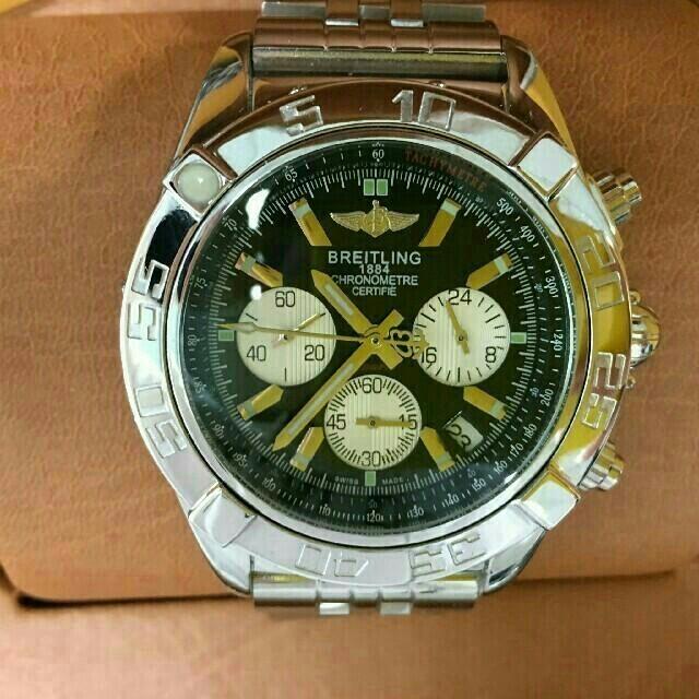 プラダ バッグ マトラッセ | BREITLING - ブライトリングウォッチ 腕時計   メンズ の通販 by 大森 麻樹 's shop|ブライトリングならラクマ