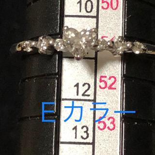 ハートシェイプ ダイヤ リング 検 ハート型 ダイヤモンド(リング(指輪))