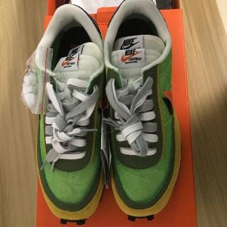 sacai - Nike sacai LDwaffle green 27.5cm