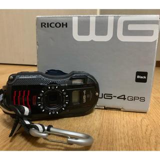 RICOH - 防水デジタルカメラ WG-4GPS