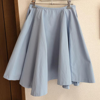 チェスティ(Chesty)のチェスティ アシンメトリースカート(ひざ丈スカート)