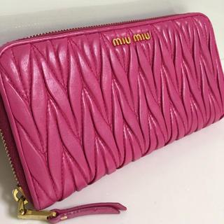 miumiu - miumiu 財布 ♡ ミュウミュウ 財布 美品
