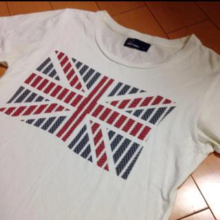 フレッドペリー(FRED PERRY)のフレッドペリーイングランドホワイトコットンT(Tシャツ/カットソー(半袖/袖なし))
