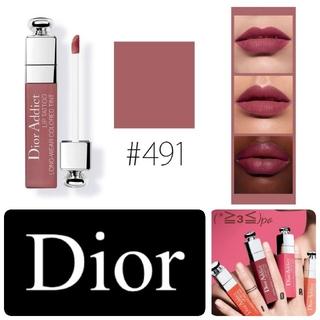 Christian Dior - Dior アディクト リップ ティント 491 ナチュラル ローズウッド
