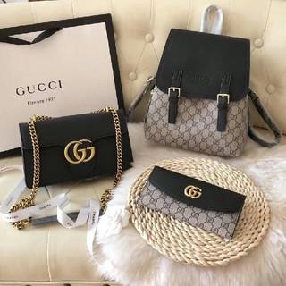 Gucci - GUCCI  リュック、ショルダーバッグ、財布