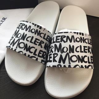 MONCLER - 新品 MONCLER モンクレール サンダル