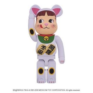 BE@RBRICK 招き猫ペコちゃん 1000% ペコちゃん 不二家 新品(その他)