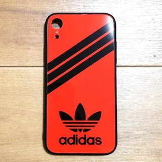 adidas - 【adidas】iPhone XR ケース