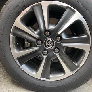 トヨタ - voxy80 純正タイヤ