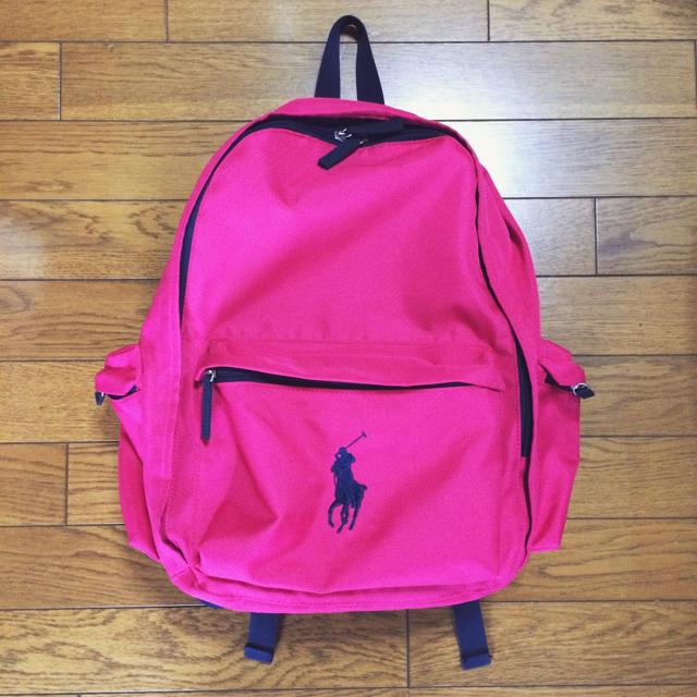 Ralph Lauren(ラルフローレン)のラルフローレン ❁ リュック レディースのバッグ(リュック/バックパック)の商品写真