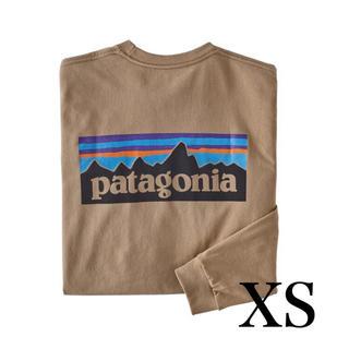 patagonia - 【新色】patagonia☆ロングスリーブ・P-6ロゴ  XS  BRTA