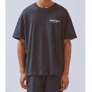 フィアオブゴッド(FEAR OF GOD)のFear Of God Essentials Tシャツ  XXS ブラック(Tシャツ/カットソー(半袖/袖なし))