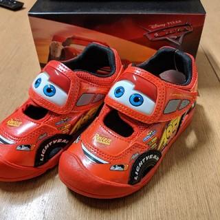 Disney - 18cm 新品未使用 カーズ マックィーン 靴 サンダル