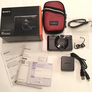 SONY - 美品 SONY Cyber-shot DSC-RX100M3