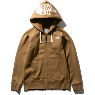 THE NORTH FACE - 新品タグ付き THE NORTH FACE リアビューフルジップフーディ
