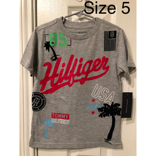 TOMMY HILFIGER - Tommy Hilfiger トロピカル フロッキー Tシャツ 5