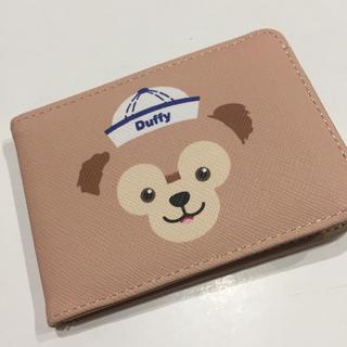 ダッフィー - 新品 Duffy パスケース カードケース 定期入れ