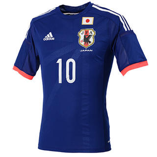 adidas - サッカー 日本代表 香川真司 オーセンティック ユニフォーム