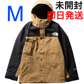 THE NORTH FACE - Mサイズ MOUNTAIN LIGHT JACKET BK