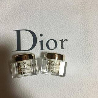 クリスチャンディオール(Christian Dior)の新品未使用ディオールプレステージ ラ クレーム 10ml レターパック送料込(フェイスクリーム)