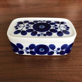 白山陶器 - 波佐見焼  白山陶器  ブルーム  バターケース