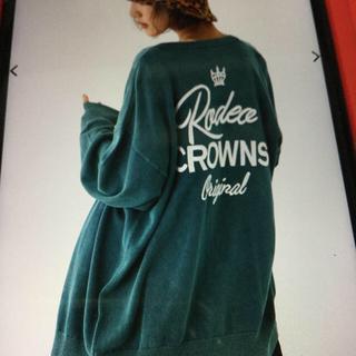 ロデオクラウンズワイドボウル(RODEO CROWNS WIDE BOWL)のロデオクラウンズ カーディガン(カーディガン)