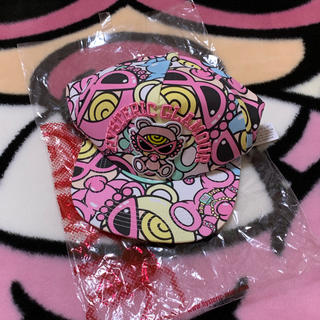 HYSTERIC MINI - 17 FancyキャップL