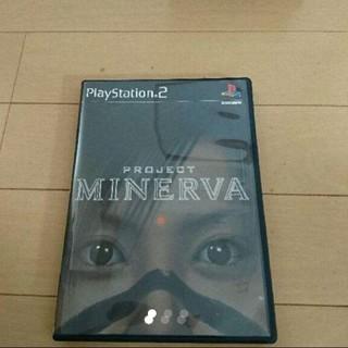 プレイステーション2(PlayStation2)のps2 プロジェクト ミネルバ(家庭用ゲームソフト)